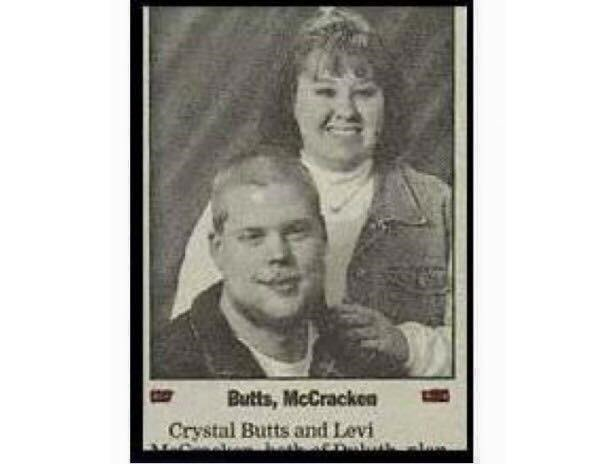 Photography - Butts, McCracken Crystal Butts and Levi ww wwE