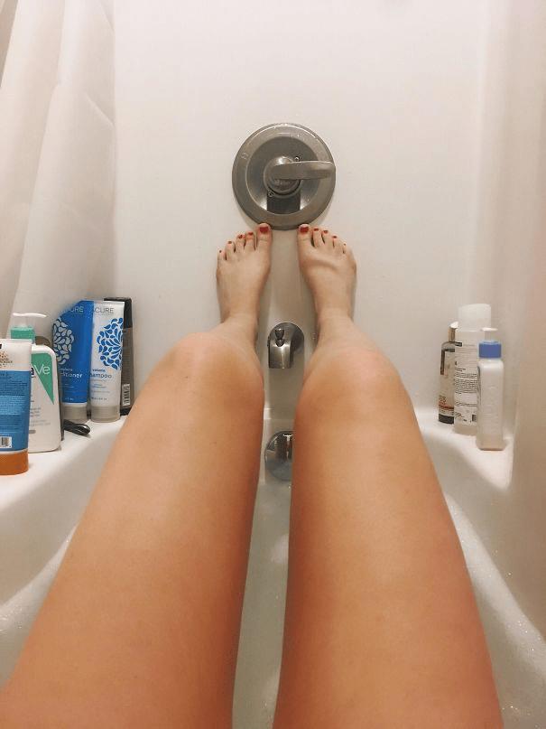 tall people - Skin