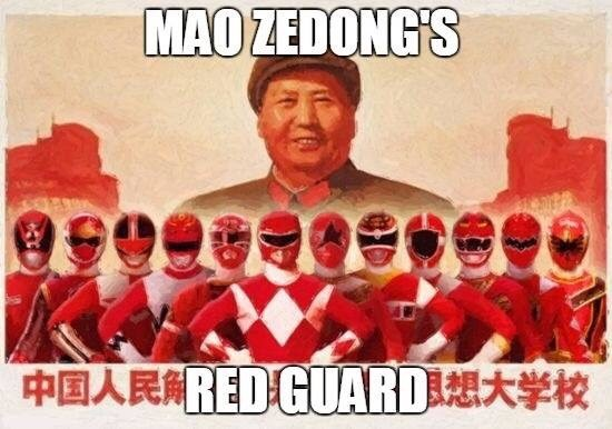 Team - MAO ZEDONG'S PRRED GUARD