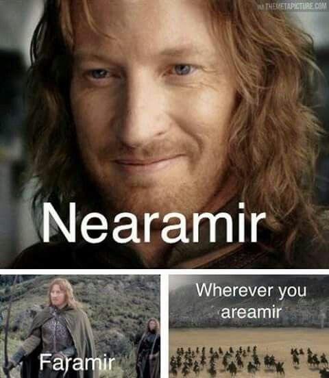 Hair - THEMETAPICTURE.COM Nearamir Wherever you areamir Faramir