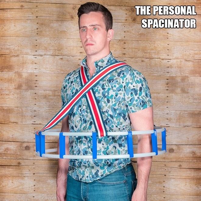 Shoulder - THE PERSONAL SPACINATOR