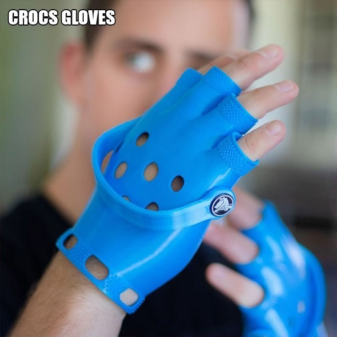 Finger - CROCS GLOVES