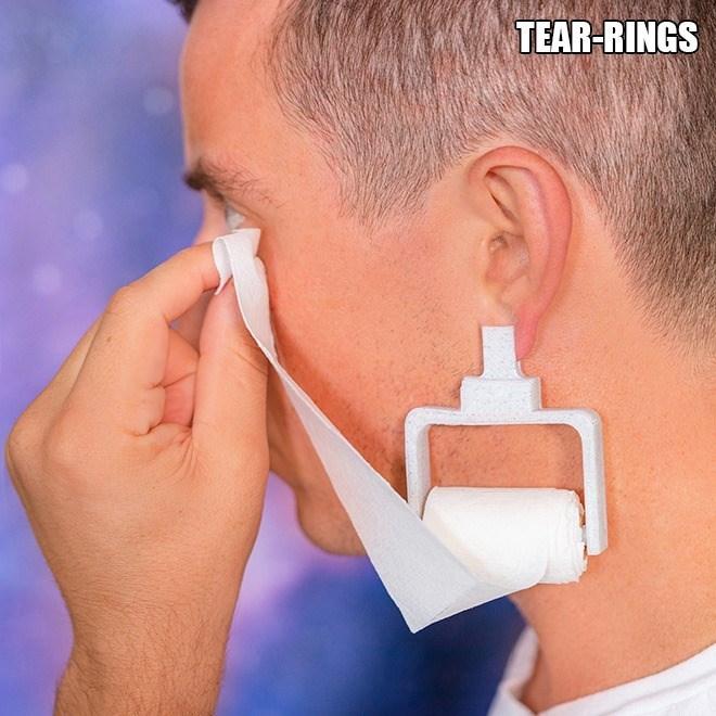Ear - TEAR-RINGS