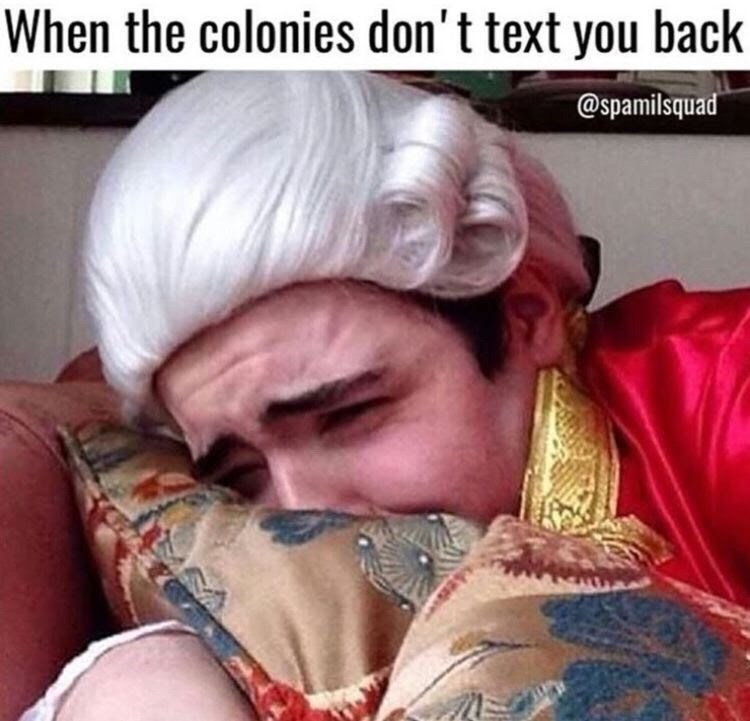 Nose - When the colonies don't text you back @spamilsquad