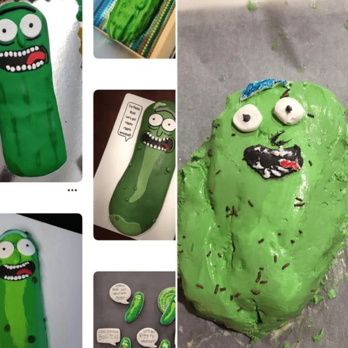 expectation vs reality - Green - GuTe BllT