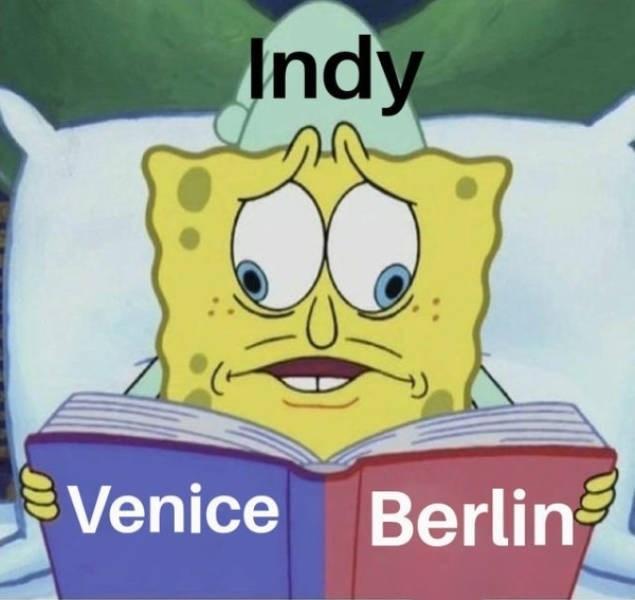 Cartoon - Andy Berlin Venice