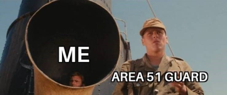 Soldier - МЕ AREA 51 GUARD