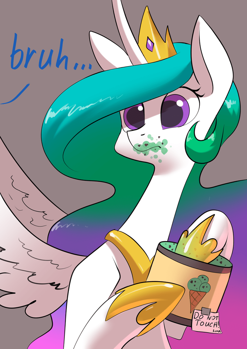 underpable princess celestia - 9359443968