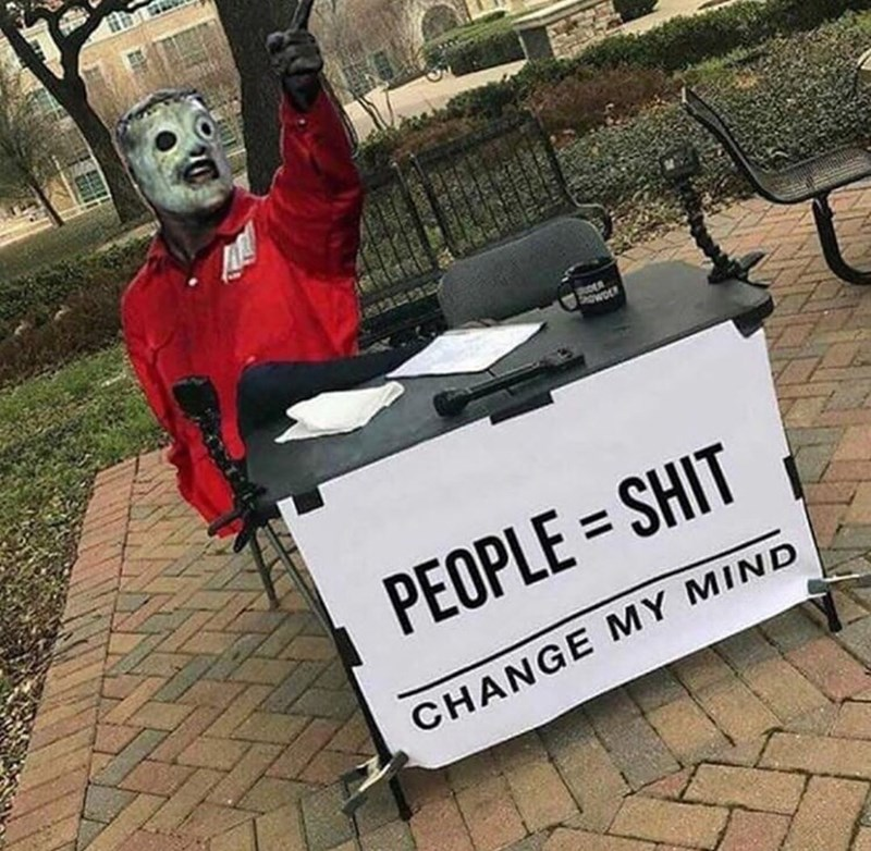 Cool - SOwor PEOPLE = SHIT CHANGE MY MIND