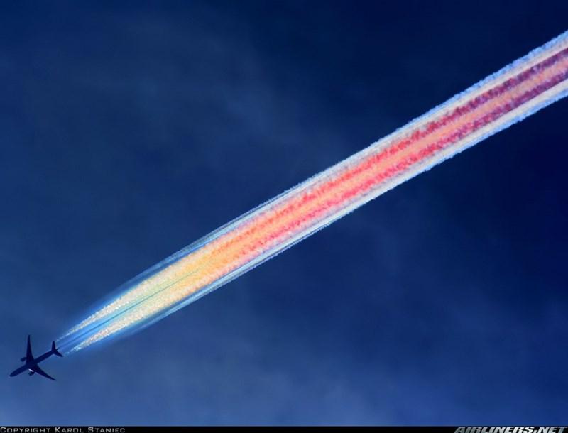Blue - AIRLINERS.NET COPYRIGHT KAROL STANIEC