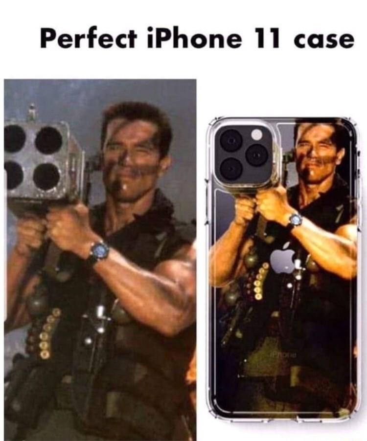 Selfie - Perfect iPhone 11 case