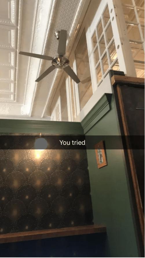 Property - You tried
