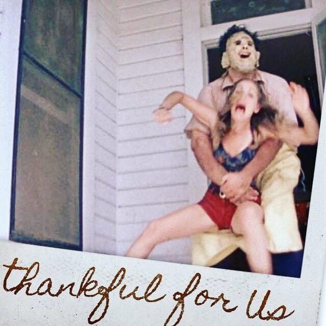 Leg - thankful fon lo