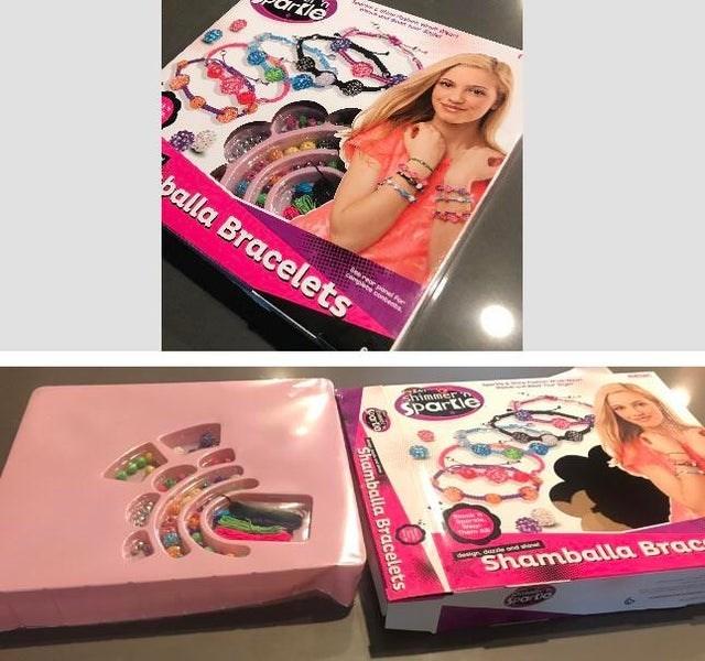 Pink - le balla Bracelets ee rear pael For pe cenben shimmer r SPartie S Shamballa Brac gn daade ond Shamballa Bracelets