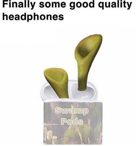 Spoon - Finally some good quality headphones Swamp Pods