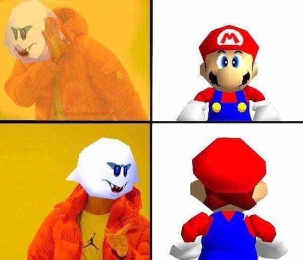 Mario - zimmera