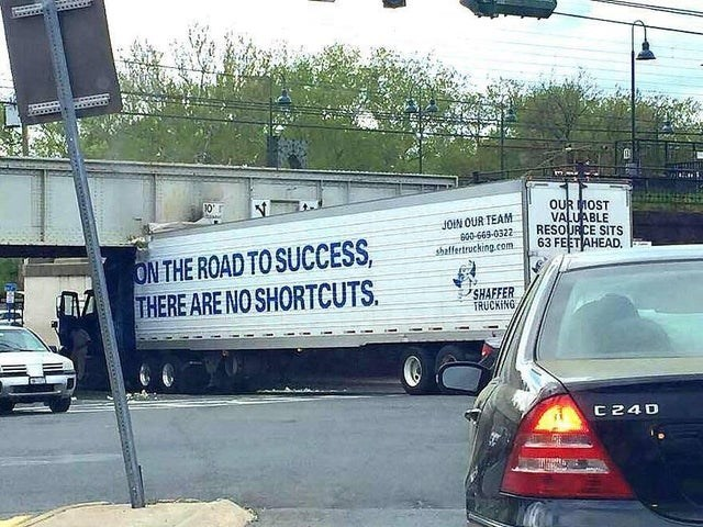 Motor vehicle - 0r OUR MOST VALUABLE RESOURCE SITS 63 FEETAHEAD, JOIN OUR TEAM 600-669-0322 shallertrucking.com ON THE ROAD TO SUCCESS THERE ARE NO SHORTCUTS SHAFFER TRUCKING C 2 4D