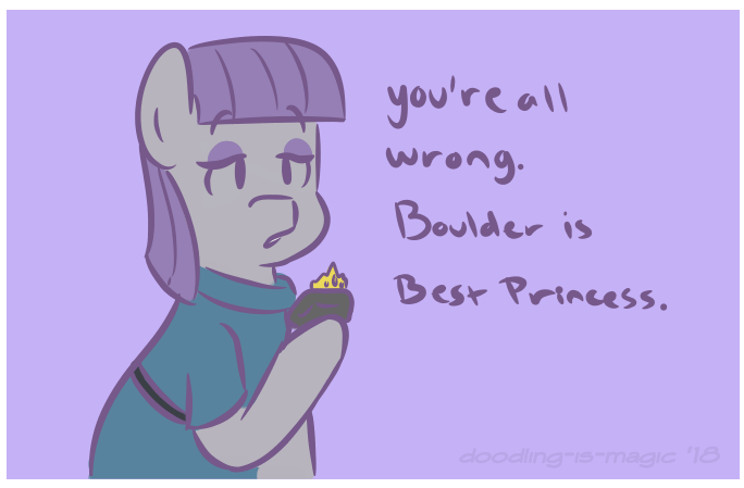 boulder maud pie doodling is magic - 9362354688