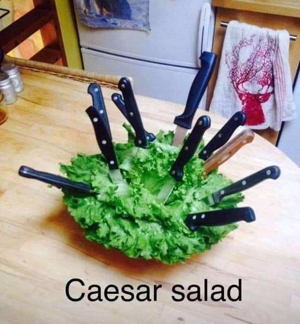 Leaf - Caesar salad