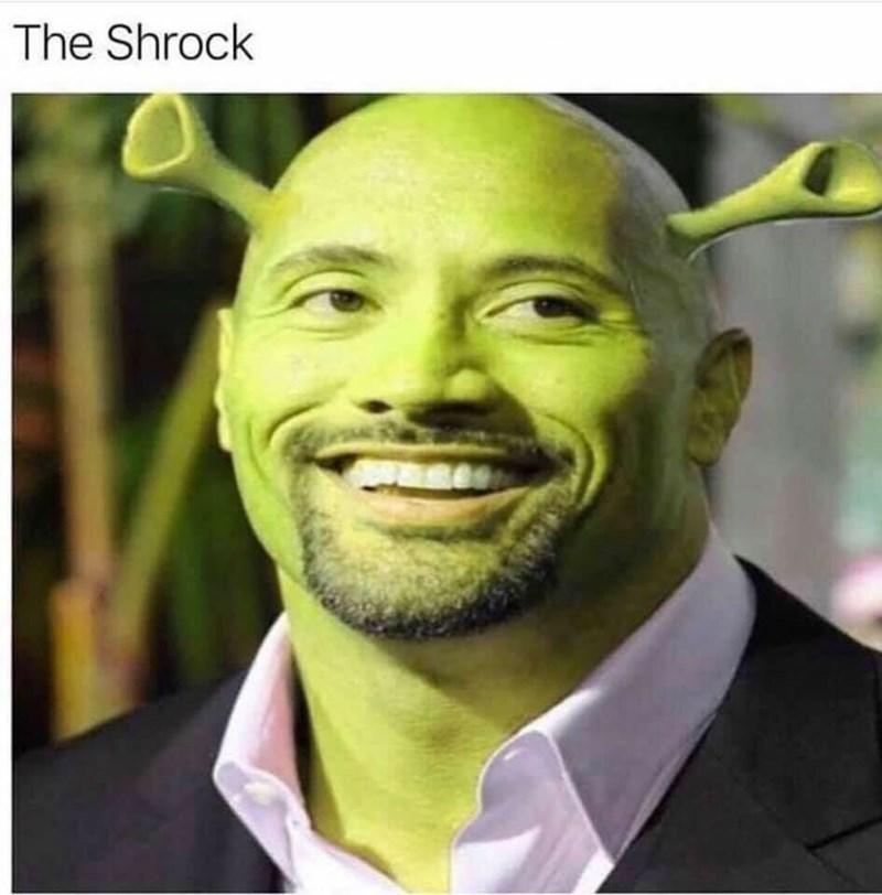Face - The Shrock