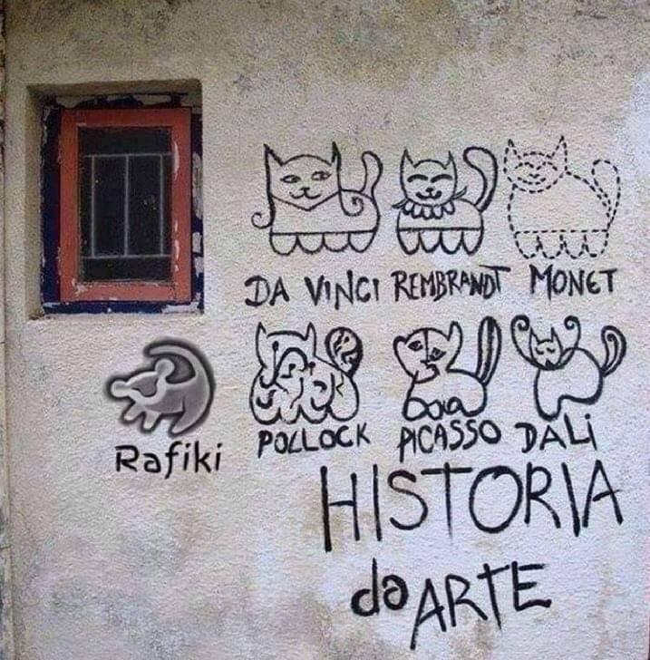 art Cats funny - 9363603456