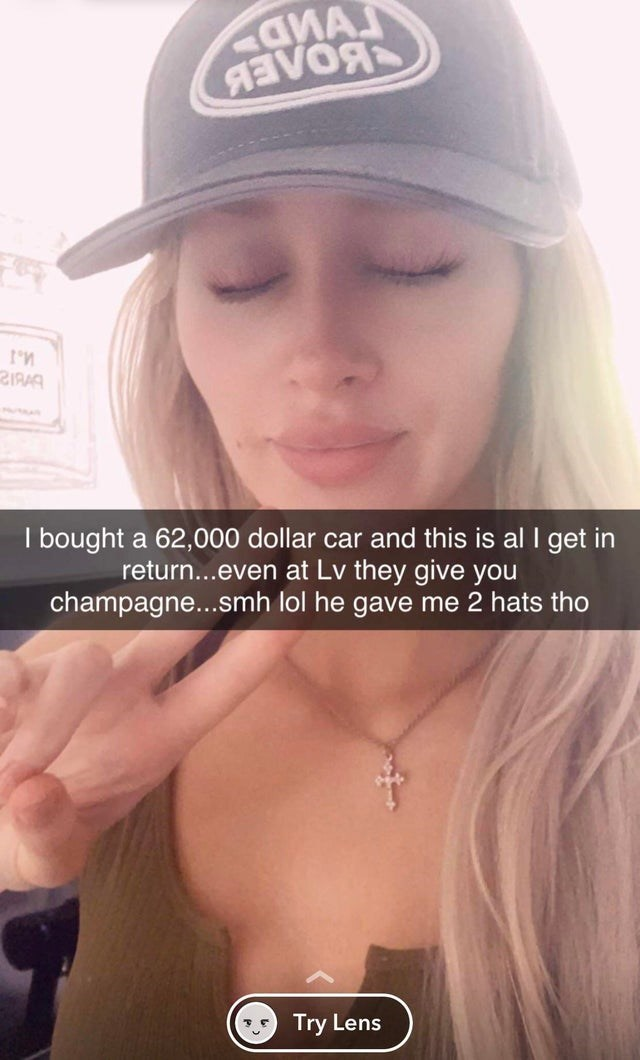 Blond - ВОЛЕВ 2IRAR I bought a 62,000 dollar car and this is al I get in return...even at Lv they give you champagne...smh lol he gave me 2 hats tho Try Lens