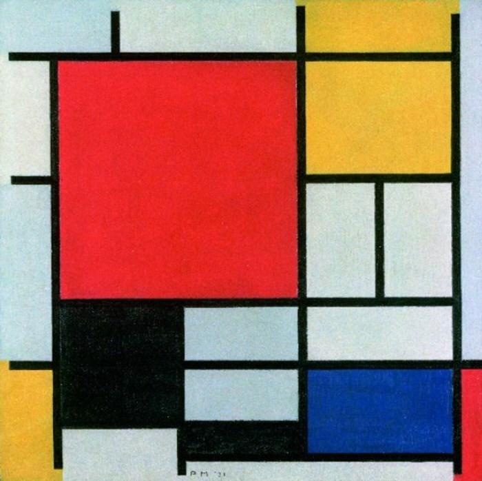 Modern art - P 21
