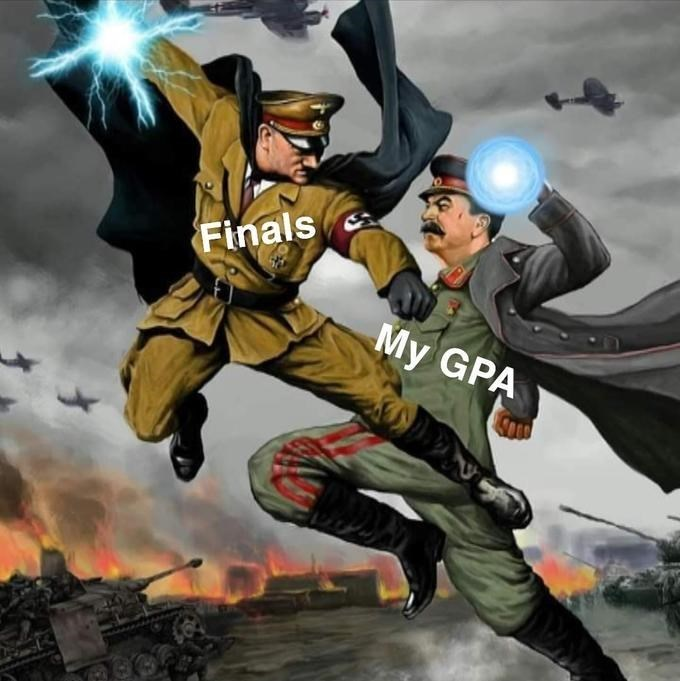 Action-adventure game - Finals My GPA
