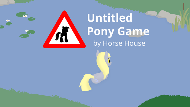 derpy hooves ponify sheep pony untitled goose game - 9365905920