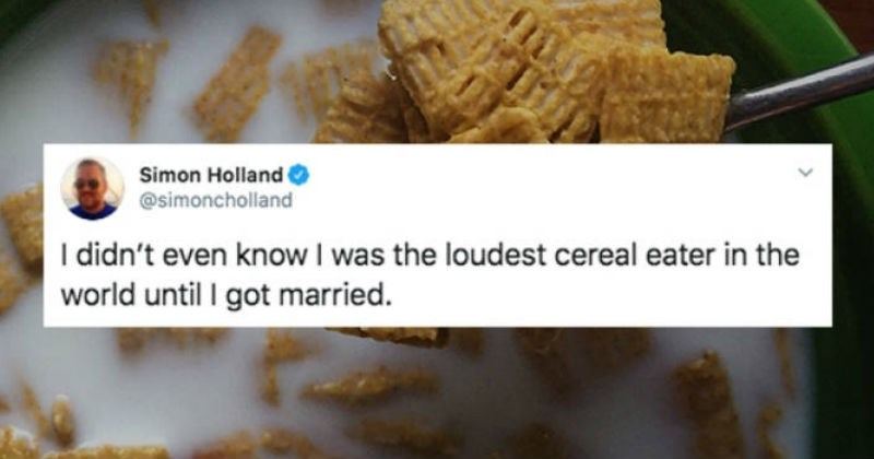 Jokes and funny things about marriage from twitter.