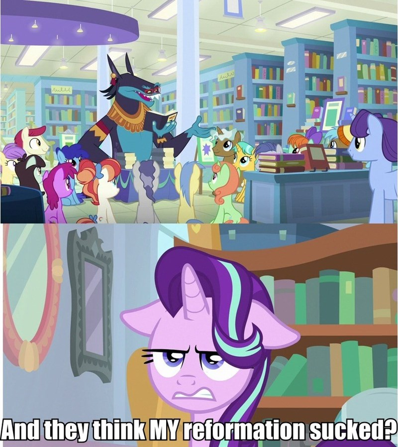 daring doubt starlight glimmer screencap ahuizotl - 9367975680