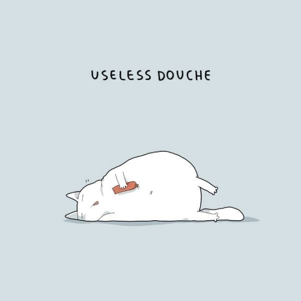 Rat - USELESS DOUCHE