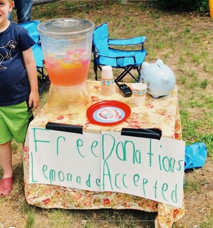 Drink - Freevatios emonadelccepted