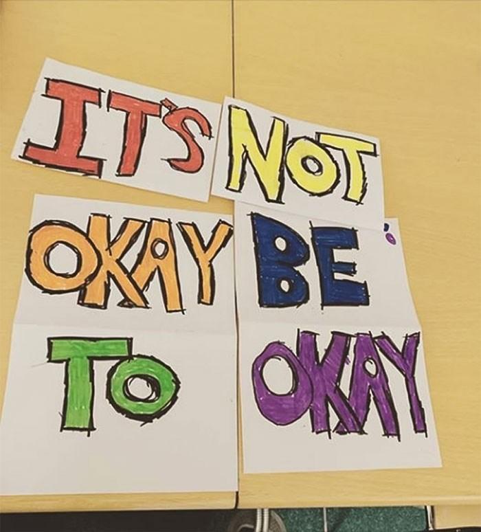Text - XAY BE TO OKAY