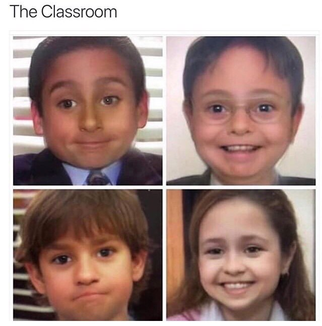Face - The Classroom