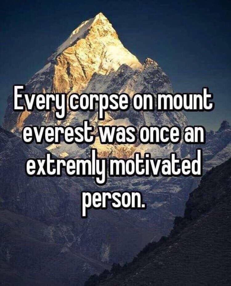 Mountainous landforms - tvery corpse on mount 03 everest was once an extremy motivated person.