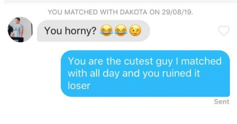 A collection of dirty Tinder pickup lines from various Tinder users.