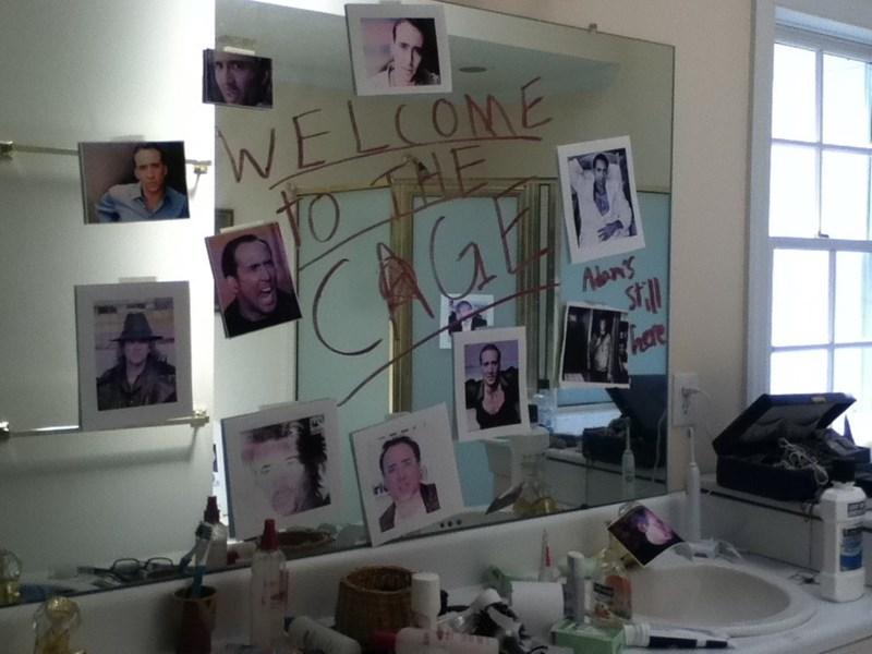 Wall - WELCOME t0 TALE Alon's here ri