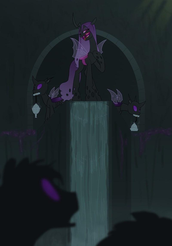 OC siansaar carnifex changelings queen miasma - 9369769472