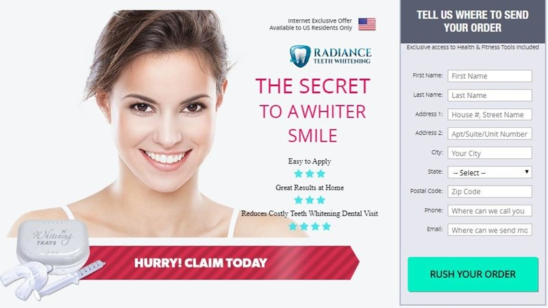 Radiance Teeth Whitening Pen Updated 2019 Read Benefits
