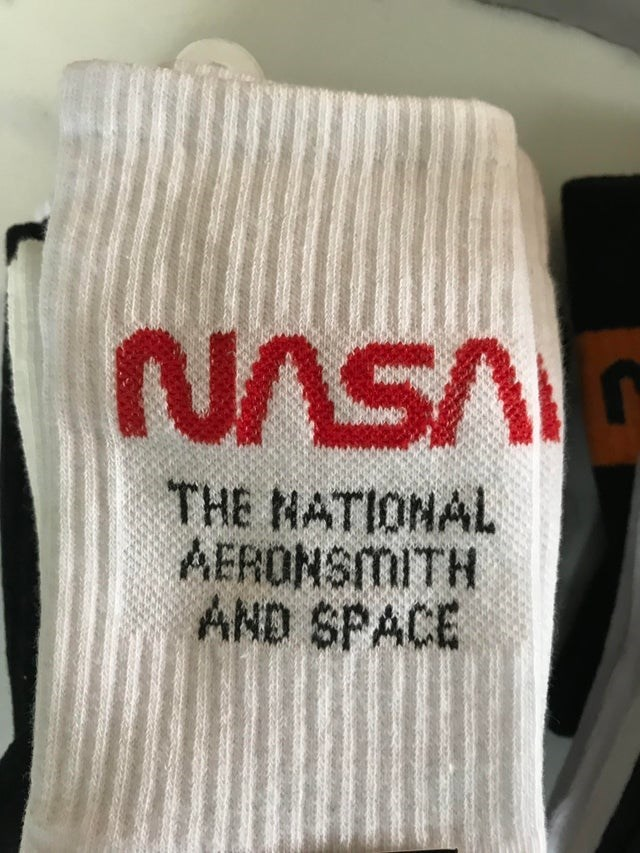Text - NASA THE NATIONAL AERONSMITH AND SPACE