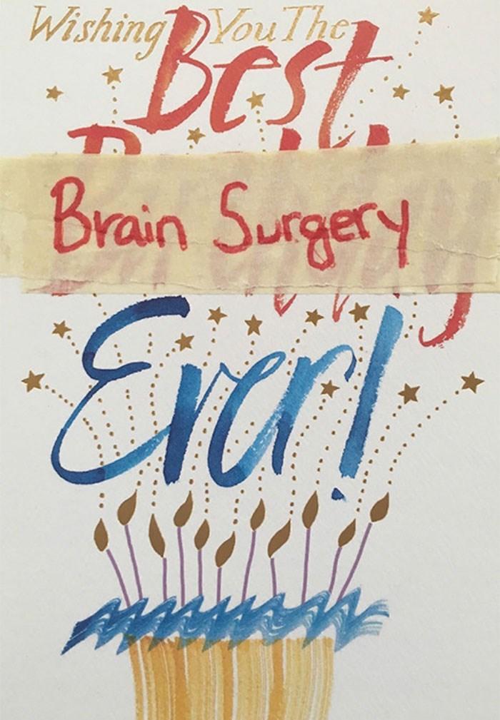 Text - WishingYou The Brain Sugery Eical