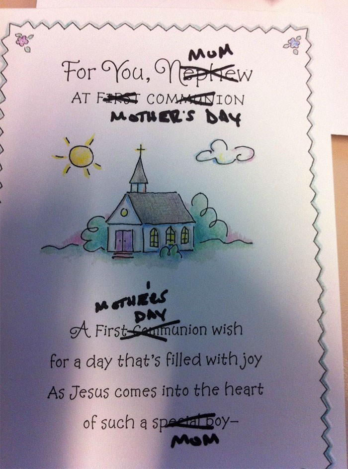 Text - MuM For You, pkEw AT FRCOMCINION MOTHER'S DaY எ் Merues DAY A First emmunion wish for a day that's filled with joy As Jesus comes into the heart of such a spaetaDoy MOM