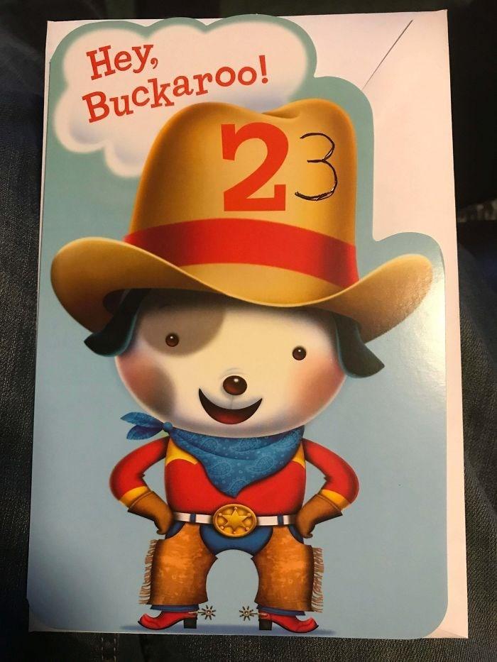 Cartoon - Hey, Buckaroo! 23