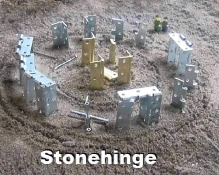 Foundation - Stonehinge