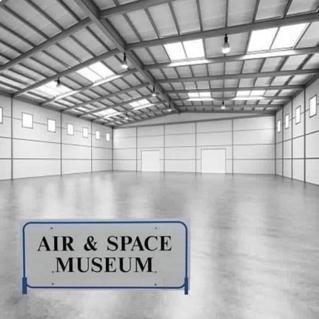 Floor - AIR& SPACE MUSEUM