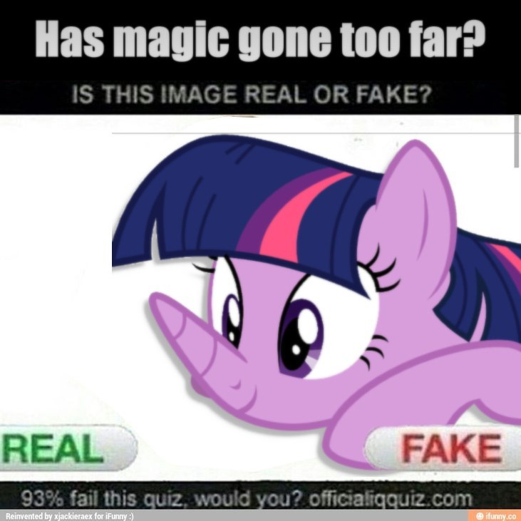 has science gone too far twilight sparkle Memes - 9371653632