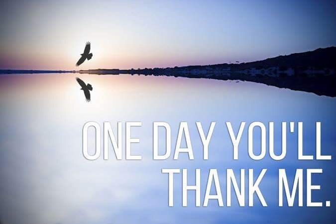 Sky - ONE DAY YOU'LL THANK ME