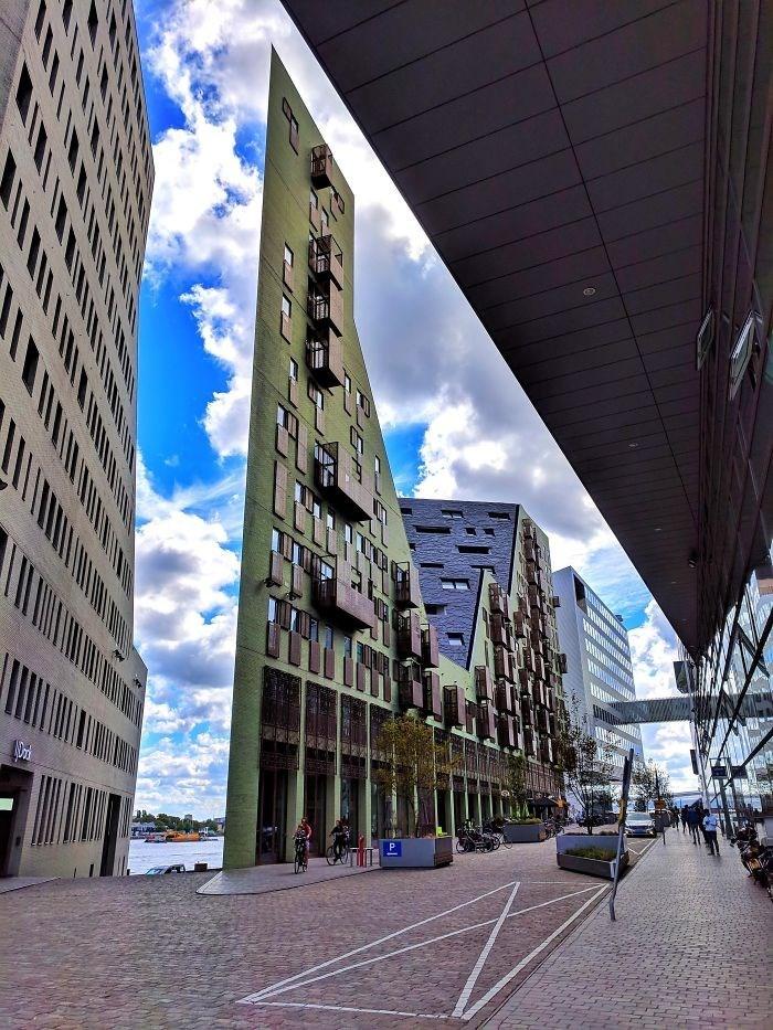 Urban area - LE