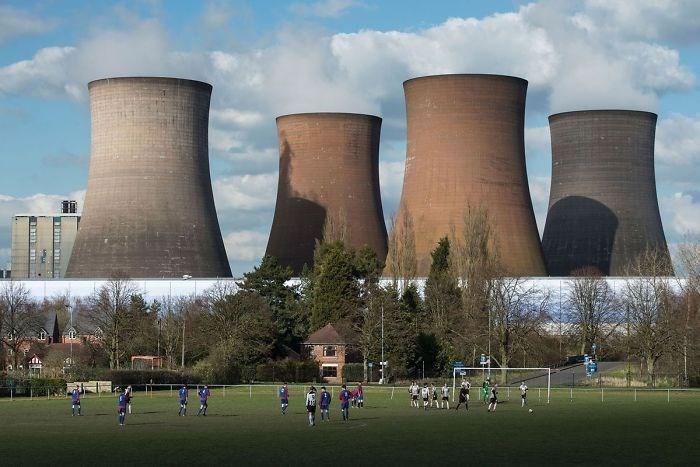 Nuclear power plant - is